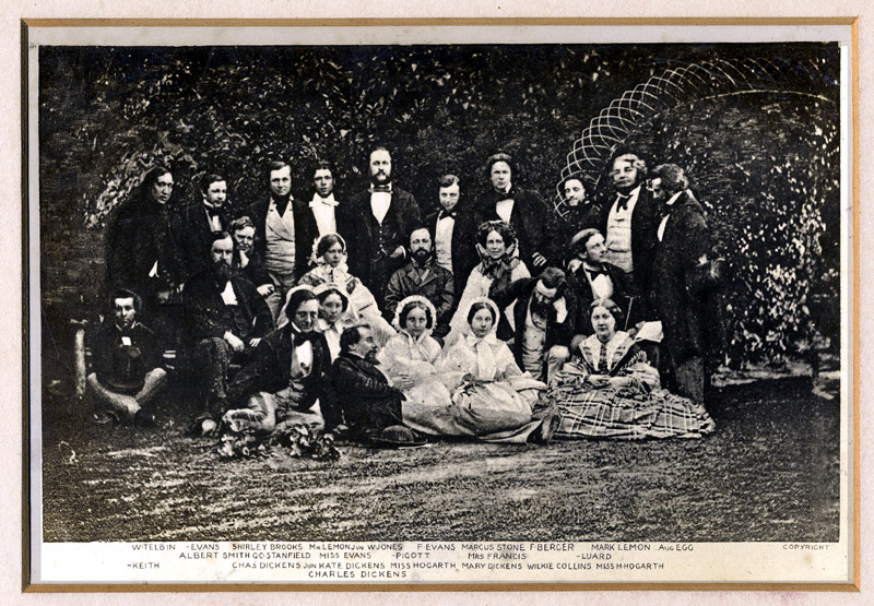 Charles Dickens - Family & Friends