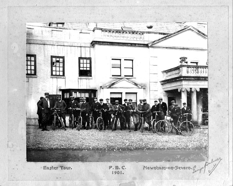 Easter Tour 1901