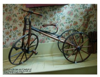 Dickens Bicycle?